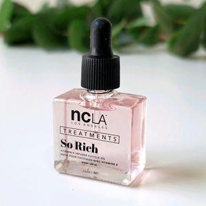 NCLA Cuticle oil So Rich- Thin Mint scent